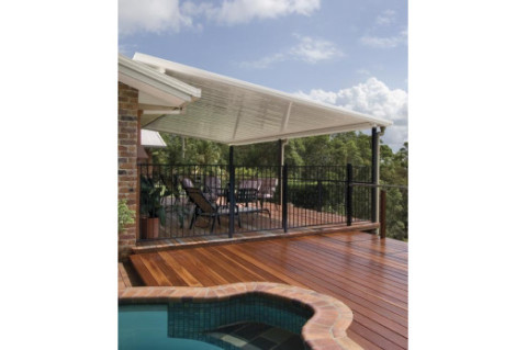 Universal Home Improvements - Stratco Outback Patio System