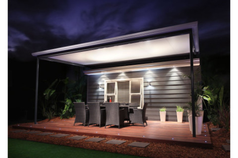 Universal Home Improvements - Stratco Insulated Cooldek Patio System